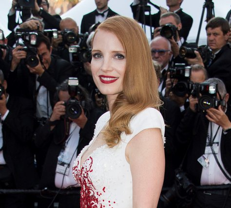 <p>Jessica Chastain (Photo by Arthur Mola/Invision/AP)</p>