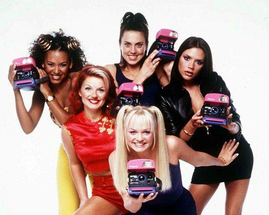 <p>Spice Girls (AP Photo/pa/ho)</p>