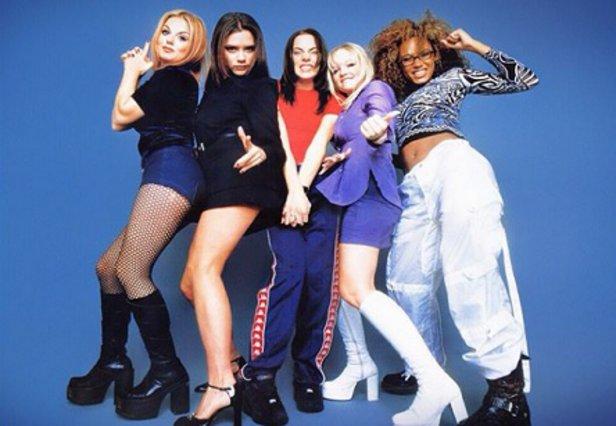 <p>Spice Girls</p>