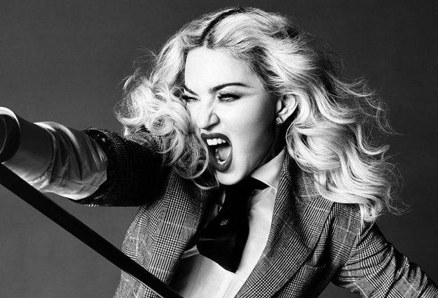 <p>Madonna - Μυστικά ομορφιάς</p>