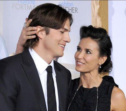 Ashton Kutcher: Μιλάει για το διαζύγιο με τη Demi Moore