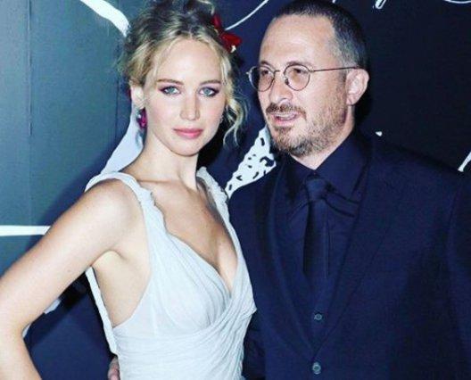 Jennifer Lawrence: H αποκάλυψη της για τον έρωτα της με τον Darren Aronofksy