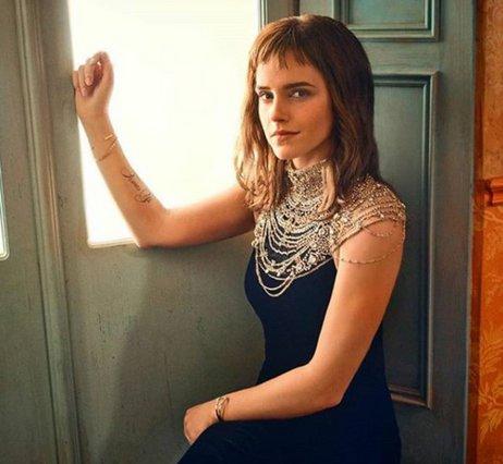 Emma Watson: To φιάσκο με το τατουάζ στα Όσκαρ και η απάντηση της