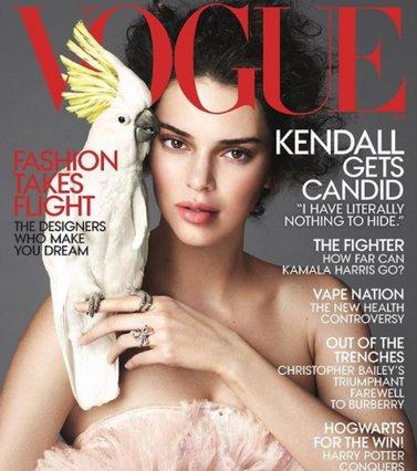 Kendall Jenner: H φωτογράφηση της για τη Vogue