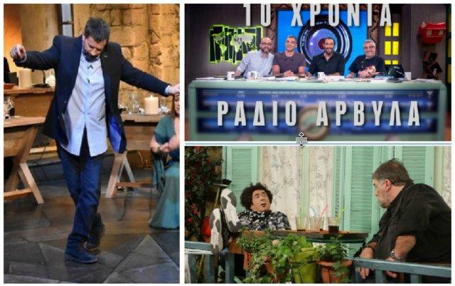 Παπαδόπουλος, Αρβύλα, Λαζόπουλος: Τι έδειξε η μάχη της τηλεθέασης;