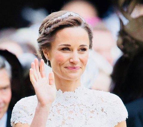 Pippa Middleton: Έγκυος στο πρώτο της παιδί!