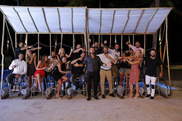Survivor: Το ξέφρενο party μαχητών και διασήμων, η αναμέτρηση στην πίστα και η πολυαναμενόμενη ένωση