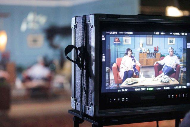 Γνωρίστε το πρώτο σήριαλ της TV που βγαίνει απροειδοποίητα στον αέρα
