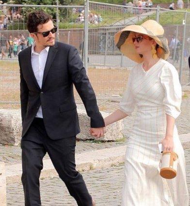 Katy Perry - Orlando Bloom: Γνώρισαν τον Πάπα!