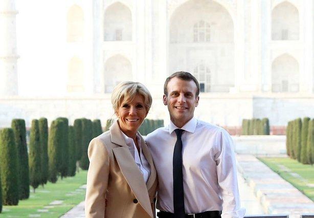 Αυτός είναι έρωτας! Η αποκάλυψη για τη σχέση Macron - Brigitte δε μπορεί να μη σε κάνει να τον ερωτευτείς