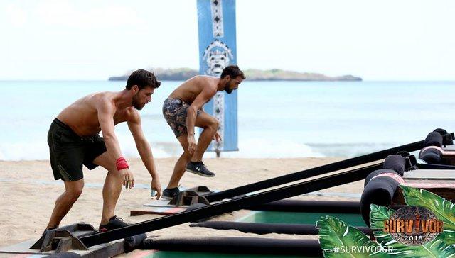 Survivor: Ποια ομάδα κέρδισε το έπαθλο άνεσης και ποια το φαγητό;