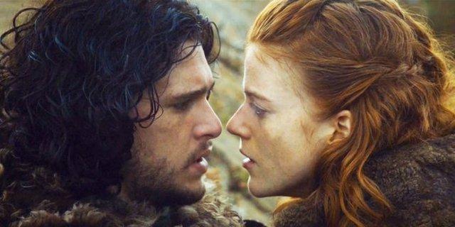Ο John Snow και η Ygritte του παντρεύονται με... άρωμα Game of Thrones