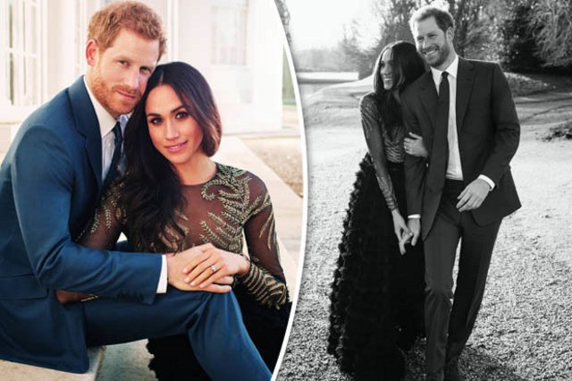 Meghan Markle & πρίγκιπας Harry έγιναν αγάλματα λίγο πριν από τον γάμο