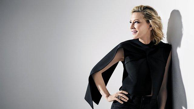 Cate Blanchett: Ναι, παρενόχλησε και εμένα σεξουαλικά ο Harvey Weinstein
