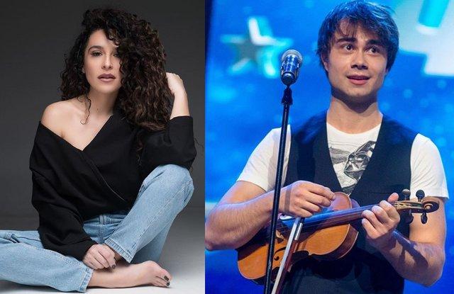 Eurovision 2018: Ο Alexander Rybak παίζει το «Όνειρό μου» με το βιολί του [video]