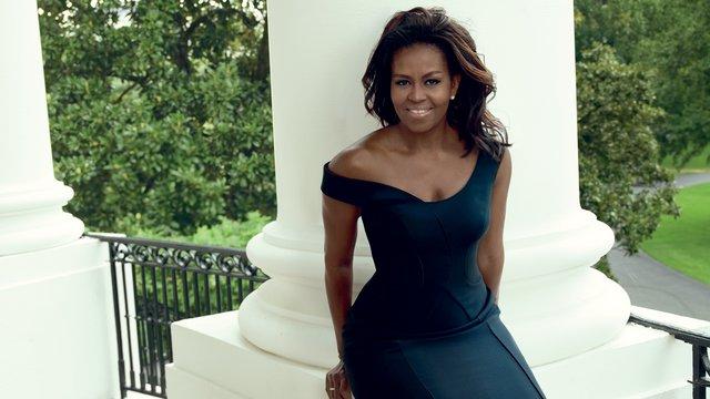 Η Michelle Obama με το πιο ανατρεπτικό λουκ που έχουμε δει [photos]