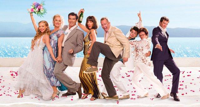 Mamma Mia 2: Ιδού το τελικό trailer της ταινίας με τον Μουζουράκη [video]