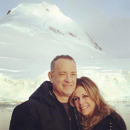 Rita Wilson προς Tom Hanks:  Αν 'φύγω' πριν από σένα θέλω να κάνεις αυτά τα δύο πράγματα