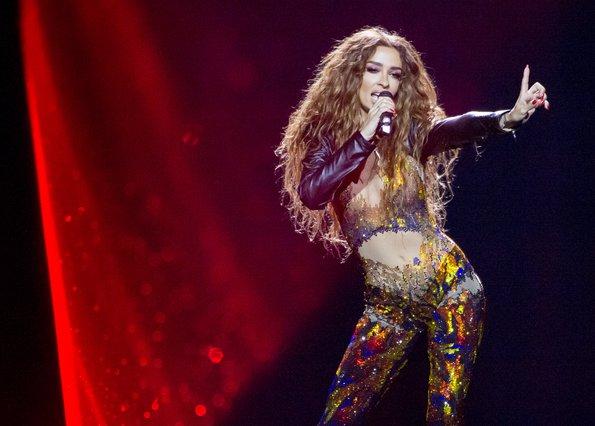 Η κακή ψυχολογική κατάσταση της Φουρέιρα στη Eurovision: «Μια ολόκληρη μέρα ήταν στο δωμάτιο της και έκλαιγε...»