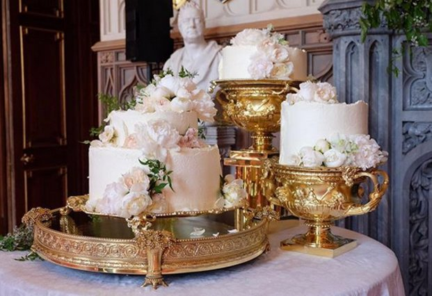 Harry & Meghan: Αυτή είναι η γαμήλια τούρτα τους [video]