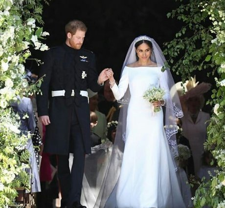 Harry και Meghan: Αυτό είναι το μυστικό της γαμήλιας ανθοδέσμης!