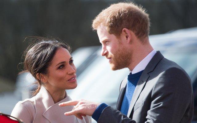 Πρίγκιπας Harry: Το παρατσούκλι που του έδωσαν οι φίλοι της Meghan δεν του άρεσε καθόλου