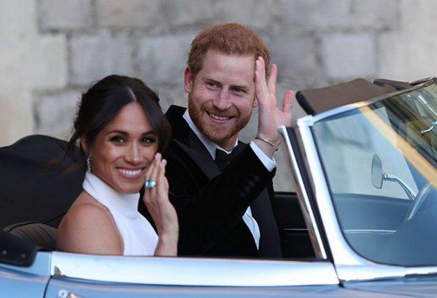 Harry και Meghan: Tι συνέβη στο πριβέ γαμήλιο πάρτυ τους;
