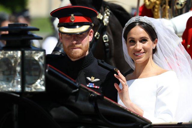 Harry και Meghan: Τι δώρο πρόσφεραν στους καλεσμένους του γάμου