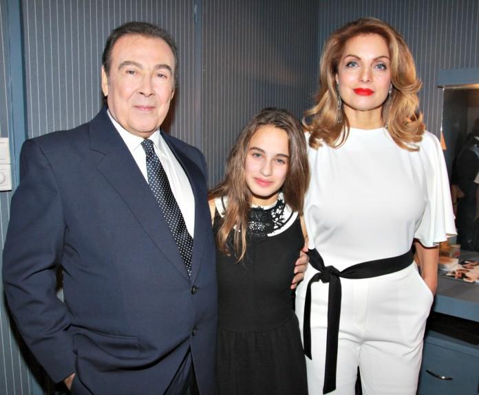 Η κόρη του Τόλη Βοσκόπουλου και της Άντζελας Γκερέκου είναι 17 ετών και κούκλα [photo]   κοσμικα , gossip   womenonly.gr