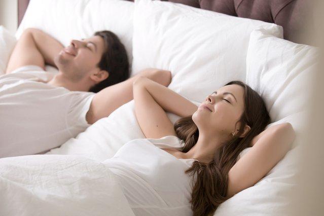 Η τεράστια σημασία του ύπνου του Σαββατοκύριακου -βάσει νέας έρευνας