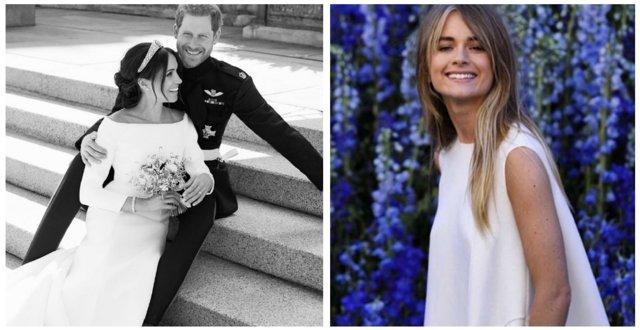 Cressida Bonas: Η  πρώην  του πρίγκιπα Harry αποκαλύπτει τι την άγχωσε στον γάμο του