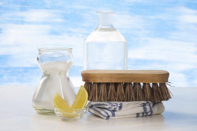 Μαγειρική σόδα και λεμόνι: 2 προϊόντα, 20  έξυπνες  χρήσεις τους στο νοικοκυριό