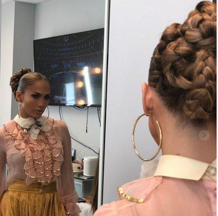 Jennifer Lopez: Η πιο γλυκιά λεζάντα που έγραψε ποτέ