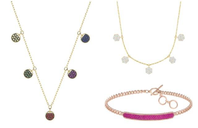 Κερδίστε 3 πανέμορφα κοσμήματα Swarovski