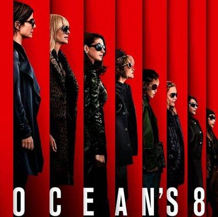 Το cast του Ocean's 8 αποκαλύπτει το τι έχει κλέψει στην πραγματική ζωή