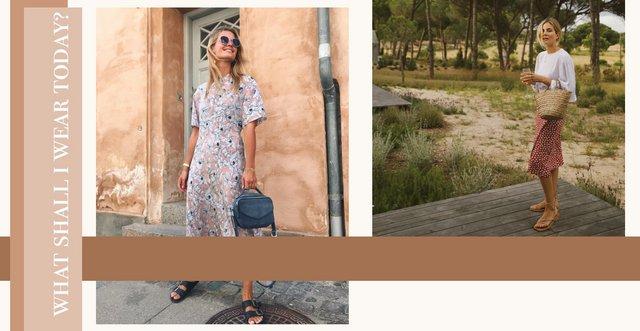 10 εύκολες ιδέες για το καθημερινό ντύσιμο με έμπνευση από το Instagram