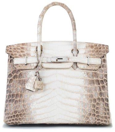 Αυτή η Hermès τσάντα πωλήθηκε σε δημοπρασία και έσπασε ρεκόρ!