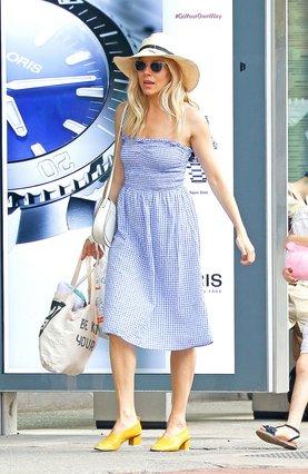 Sienna Miller | Υιοθέτησε το look από την τελευταία της εμφάνιση!