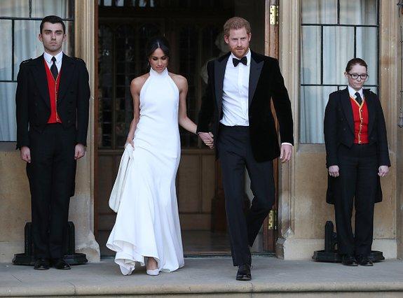 Meghan Markle: Ακόμη μία πριγκίπισσα φόρεσε το φόρεμα του γάμου της [photos]