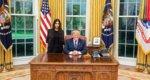 Υψηλή συνάντηση Kim Kardashian και Donald Trump στον Λευκό Οίκο: Τι συζήτησαν