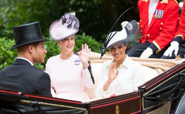 Meghan Markle: Η υπέροχη, μίνιμαλ εμφάνισή της στο Royal Ascot