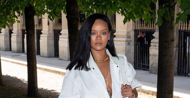 Rihanna - Ανέδειξε το eyeliner trend που θα φοράμε όλο το καλοκαίρι!