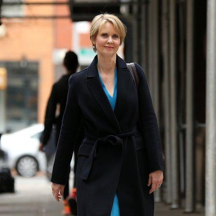 Cynthia Nixon: Η κόρη της Miranda του SAΤC έγινε... γιος [photo]