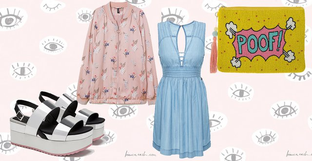 Style Diary 29.06.2018 - Το look της ημέρας