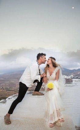 Γιώργος Χρανιώτης - Λιώνουμε με τον τρόπο που έκανε πρόταση γάμου στην αγαπημένη του!