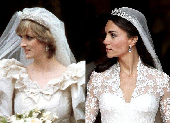 H Kate Middleton ετοιμάζεται να κληρονομήσει από την Diana αυτό που καμία δεν θα τολμούσε να θελήσει