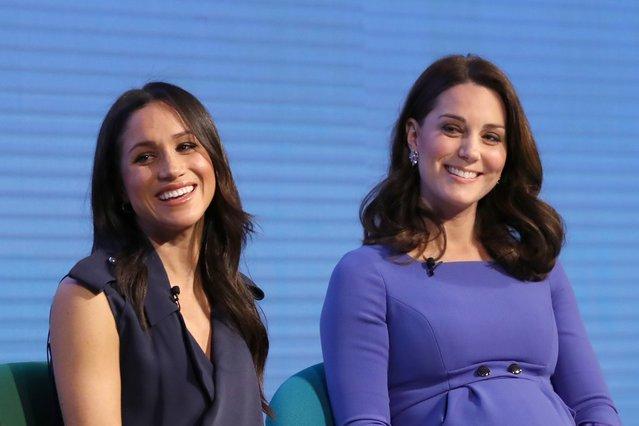 Kate Middleton: Στηρίζει ψυχολογικά την Meghan για να ανταπεξέλθει στο σκάνδαλο με τον πατέρα της!