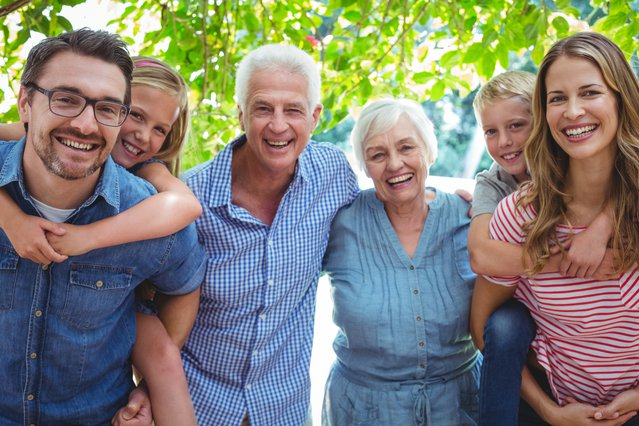 Έρευνα: Όσοι έχουν παιδιά ζουν περισσότερο