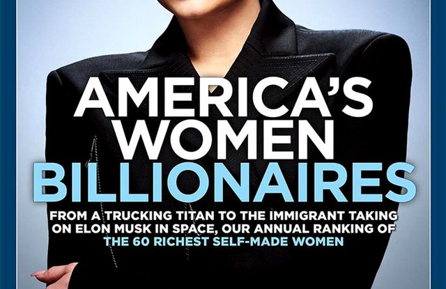 Εξώφυλλο στο Forbes στα 20 της χρόνια: Η πιο νέα, αυτοδημιούργητη εκατομμυριούχος είναι αυτή που φαντάζεσαι!