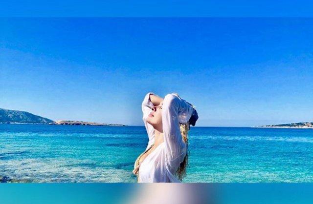 Πρώτη εβδομάδα διακοπών για την Ελένη-Άβαφη και εντυπωσιακή ρίχνει για άλλη μια φορά το instagram